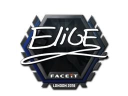 Sticker | EliGE | London 2018