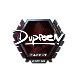 dupreeh (Foil) | London 2018