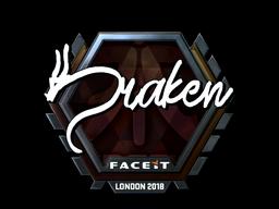 draken | London 2018