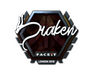 Skin Sticker | draken (Foil) | London 2018