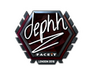 Skin Sticker | dephh (Foil) | London 2018