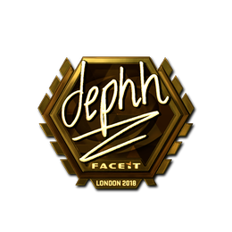 dephh (Gold) | London 2018