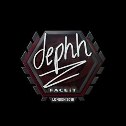 dephh | London 2018