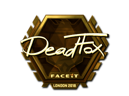 DeadFox | London 2018