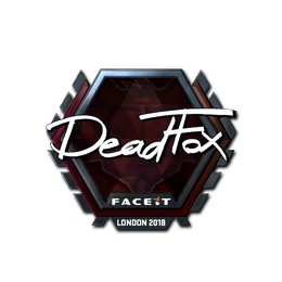 DeadFox (Foil) | London 2018