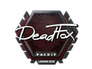 Skin Sticker | DeadFox | London 2018