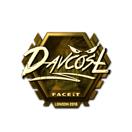 DavCost (Gold) | London 2018