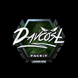 DavCost (Foil) | London 2018