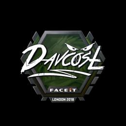 DavCost | London 2018