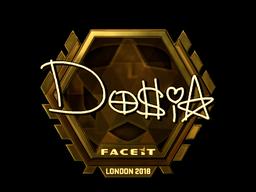 Dosia | London 2018