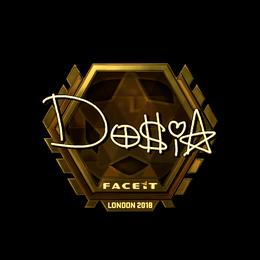 Dosia (Gold) | London 2018