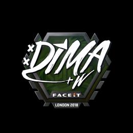 Dima | London 2018
