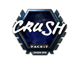 crush | London 2018