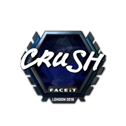 crush (Foil) | London 2018