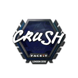 crush | London 2018
