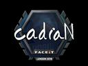 Sticker | cadiaN | London 2018