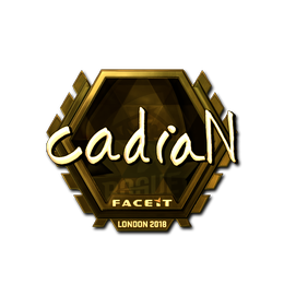 cadiaN (Gold) | London 2018