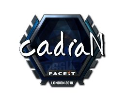 cadiaN | London 2018