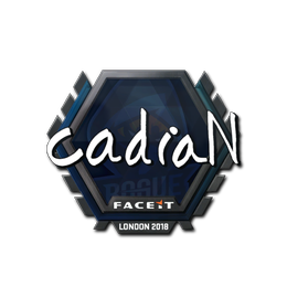 cadiaN | London 2018