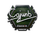 Skin Sticker | cajunb | London 2018