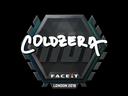 Sticker | coldzera | London 2018