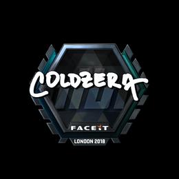 coldzera (Foil) | London 2018