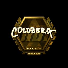 coldzera (Gold) | London 2018