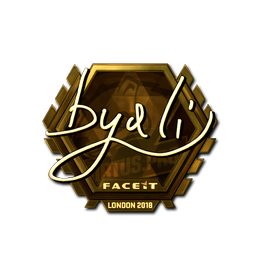 byali (Gold) | London 2018