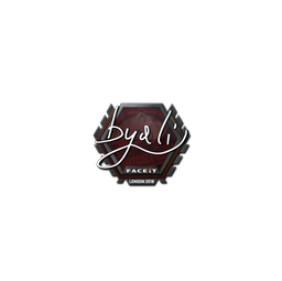 Sticker | byali | London 2018