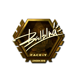 balblna (Gold) | London 2018