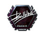 Skin Sticker | balblna (Foil) | London 2018