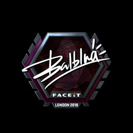 balblna (Foil)   London 2018