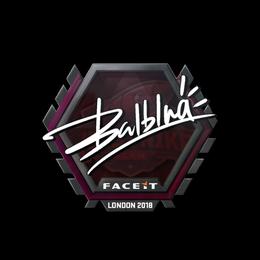 balblna | London 2018