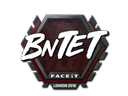 Sticker | BnTeT | London 2018