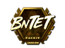 Skin Sticker | BnTeT (Gold) | London 2018