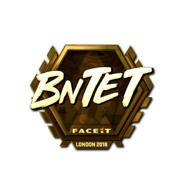 BnTeT (Gold) | London 2018