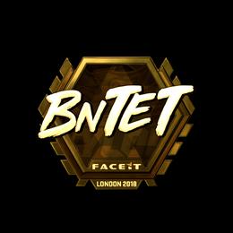 BnTeT (Gold) | London 2018