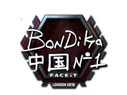 bondik | London 2018