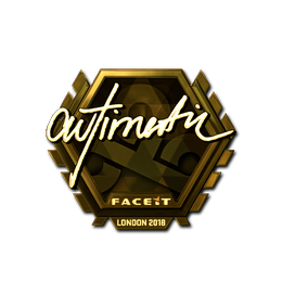 autimatic (Gold) | London 2018
