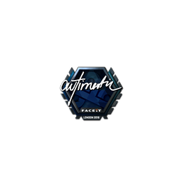Sticker | autimatic (Foil) | London 2018