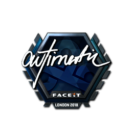 autimatic (Foil) | London 2018