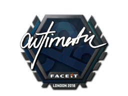 Sticker | autimatic | London 2018