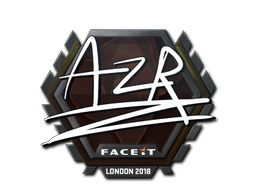Sticker | AZR | London 2018