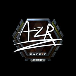AZR (Foil)   London 2018