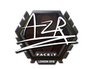 Skin Sticker | AZR | London 2018