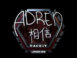 AdreN | London 2018