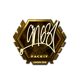 ANGE1 (Gold) | London 2018