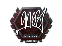 Sticker | ANGE1 | London 2018