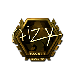 aizy (Gold) | London 2018