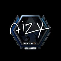 aizy (Foil)   London 2018